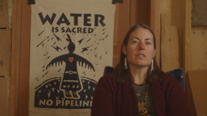 Angela Bivens, Water Protector Legal Collective