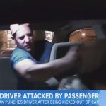 Uber Passenger From Hell Beats Driver Then Sues Him